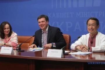 Japón asigna 2,82 millones de USD a Ucrania para las necesidades humanitarias y la restauración del Donbás (Fotos)
