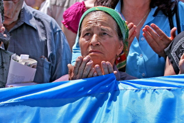 Aujourd'hui, l'Ukraine commémore les victimes de la déportation des Tatars de Crimée