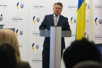 Ukraine to change approaches to participation in Council of Europe due to attempt to return Russia to PACE