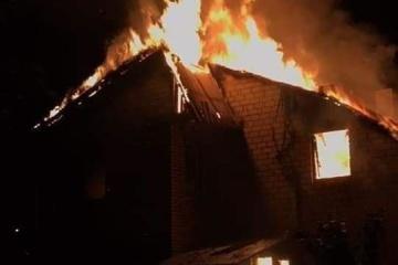 Les troupes russes bombardent un village : six maisons incendiées