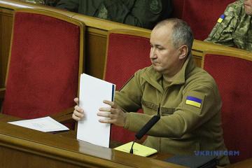 Le chef du Service de sécurité d'Ukraine et le ministre de la Défense ont déposé leur démission