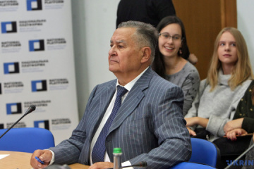 Marchuk leaves Minsk Contact Group