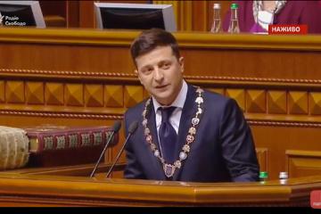 President Zelensky: I dissolve Verkhovna Rada