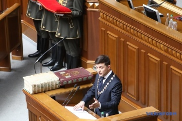 Zelensky asks officials not to put his portrait in their offices