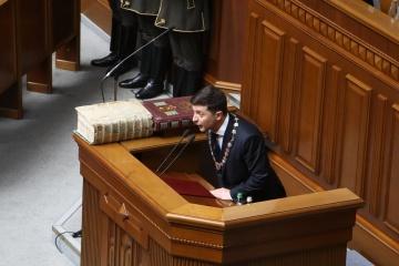 Zelensky promete hacerse cargo del ejército ucraniano