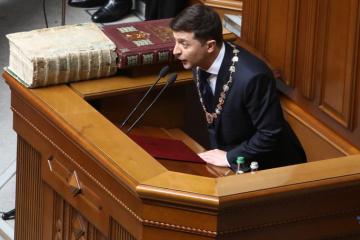 Zelensky: Disuelvo la Rada Suprema de la octava legislatura