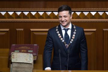 ゼレンシキー新大統領「私は最高会議を解散する」と発言