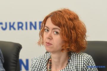 ウクライナの偽情報検証団体、中国の影響を警告