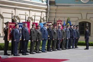 Volodymyr Zelensky a dévoilé ce qu'il ferait pour l'armée ukrainienne