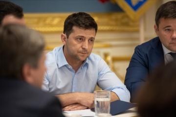 Zełenski zwołuje Radę Bezpieczeństwa Narodowego