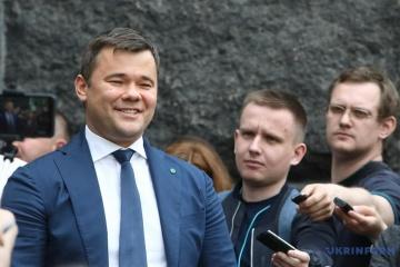 Bogdan: Un acuerdo de paz con Rusia puede ser sometido a un referéndum