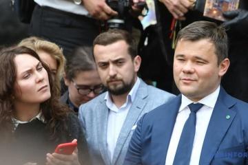 Andriy Bohdan : Victor Medvedtchouk ne peut pas représenter l'Ukraine dans les négociations avec la Russie