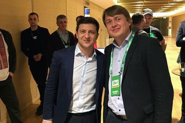 Zełenski mianował swojego przedstawiciela w Radzie Ministrów