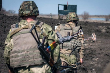 Invaders violate ceasefire in Donbas 14 times. Two Ukrainian soldiers injured