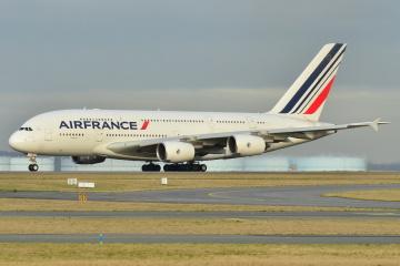 Air France взимку призупинить польоти до України