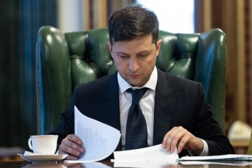 Ukrainian president signs law to counter raider attacks