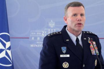 La OTAN promete ampliar el apoyo militar a Ucrania (Vídeo)