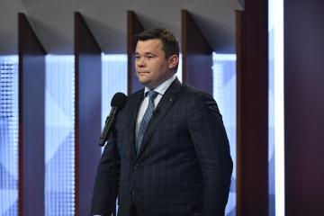 Bogdan: Medvedchuk no representará a Ucrania en las conversaciones con Rusia