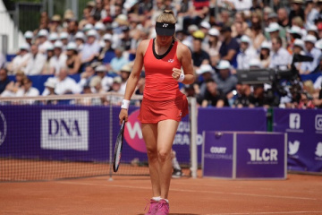 Yastremska gana del torneo de la WTA en Estrasburgo