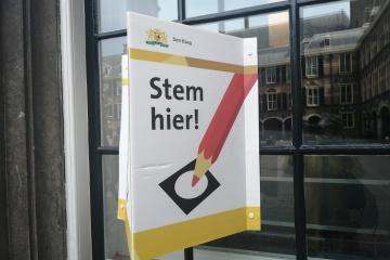 От Нидерландов в Европарламент проходят проевропейские силы