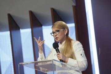 No reason to declare default in Ukraine - Tymoshenko