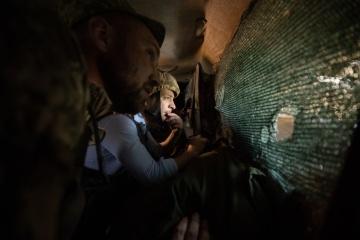 Selenskyj begibt sich am Tag des Verteidigers nach Donbass