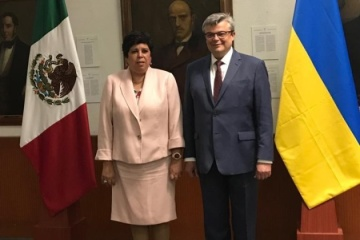 Ukraine, Mexico develop action plan for concluding agreement on visa-free regime