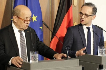 German, French foreign ministers to visit Ukraine on Thursday
