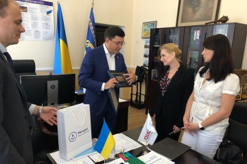 USAID launches two projects worth $120 mln in eastern Ukraine