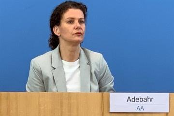 Berlin kündigt offiziell Besuch von Maas in der Ukraine an