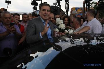 Georgischer Abgeordnete: Georgien kann erneut Auslieferung von Saakaschwili anfordern