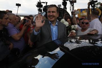 Mikheil Saakachvili considéré comme candidat au poste de vice-Premier ministre chargé des réformes