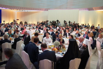 Nationales Gebetsfrühstück in Kyjiw
