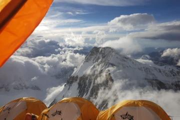 Un alpiniste de Kharkiv a conquis l'Everest