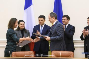 La France accorde 64 millions d'euros au projet «l'eau pour Marioupol»