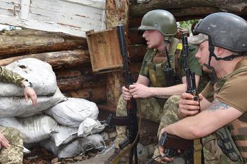 Se producen 10 ataques enemigos contra las posiciones de las Fuerzas Conjuntas