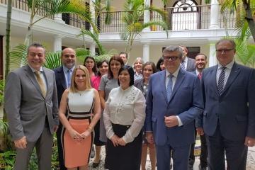 L'Ukraine et le Costa Rica s'accordent sur un régime sans visa (photos)