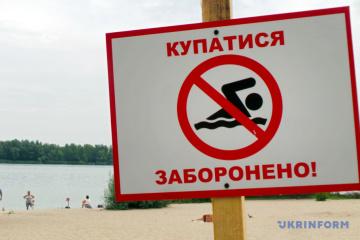 In der Ukraine seit Jahresbeginn mehr als 270 Menschen ertrunken