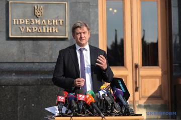 Secretary Danyliuk names priorities of National Security Council