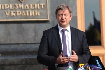 NSDC Secretary: Defense to be main topic of Zelensky-Trump meeting