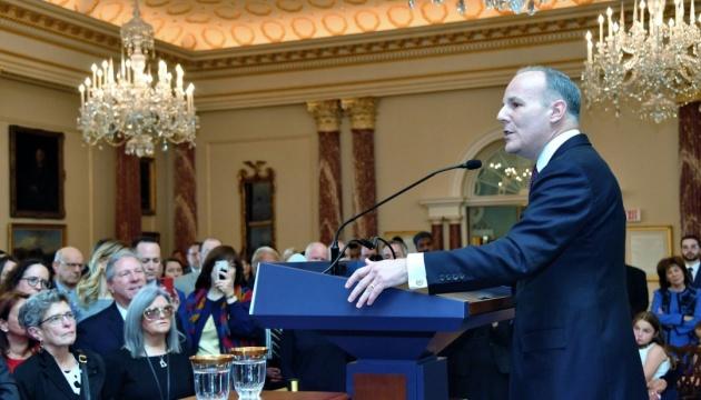 Україну відвідає спецпосланець США з питань боротьби з антисемітизмом