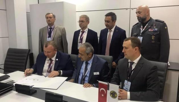 Україна постачатиме Туреччині танкові ракети калібру 120 мм