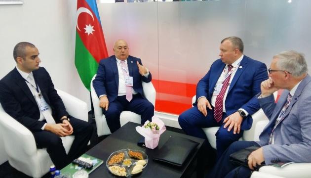 Україна вироблятиме комплектуючі до боєприпасів артилерії Азербайджану