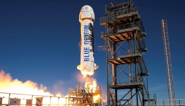 Blue Origin отправила в космос самого пожилого туриста в истории