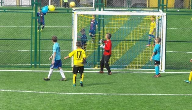 На Хмельниччині за рік побудували 7 футбольних майданчиків