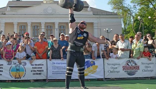 В Мелитополе пройдет парный чемпионат Европы по богатырскому многоборью