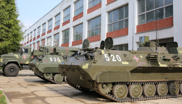 Украинская армия получит новый комплекс управления огнем