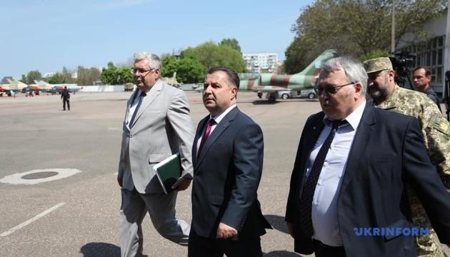 Полторак анонсував модернізацію розвідувального літака Су-24МР