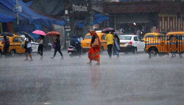 В Индии из-за циклона