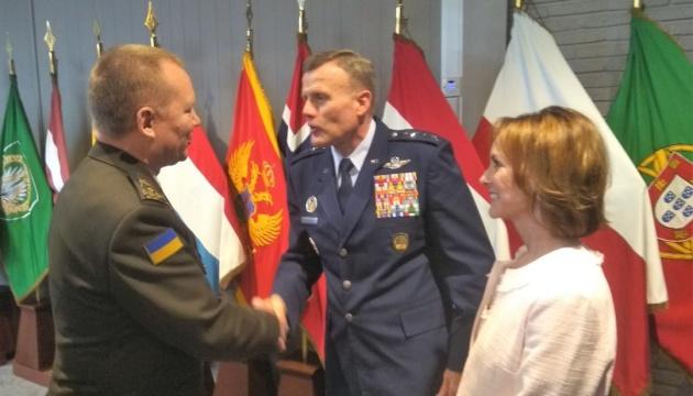 Україна привітала нового командувача сил НАТО в Європі